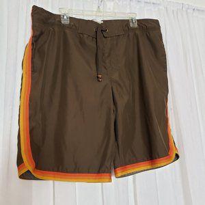 Old Navy Swim Trunks Board Shorts Side Pockets